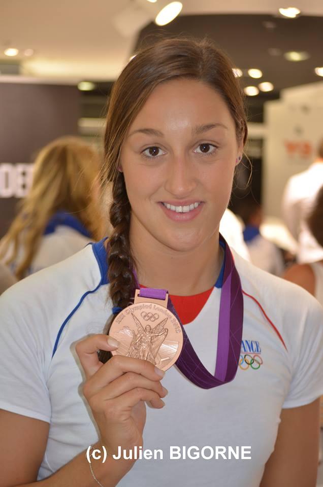Resultado de imagen de Mylène Lazare swimmer