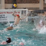 water polo - pro A masculine 2014 - taverny - noisy le sec