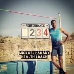 Athlétisme - EFCVO - Mickael Hanany - record de france