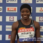 ATHLETISME-MEETING-FORBACH-ADJA ARETTE NDIAYE