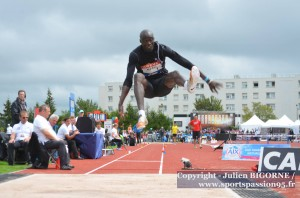 ATHLETISME-FRANCE-ELITES-2014-LONGUEUR-H-NDISS BADJI