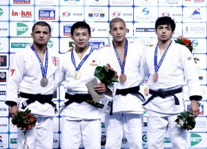 judo-gp-budapest-2014-milous-podium
