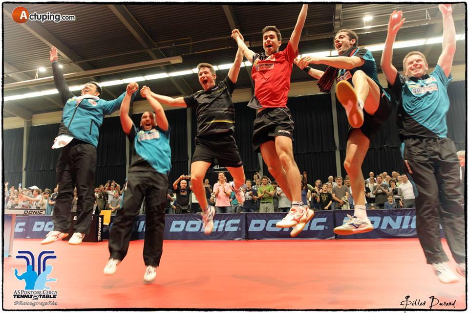Ligue des champions du lourd pour pontoise cergy sportspassion95 - Ligue idf tennis de table ...