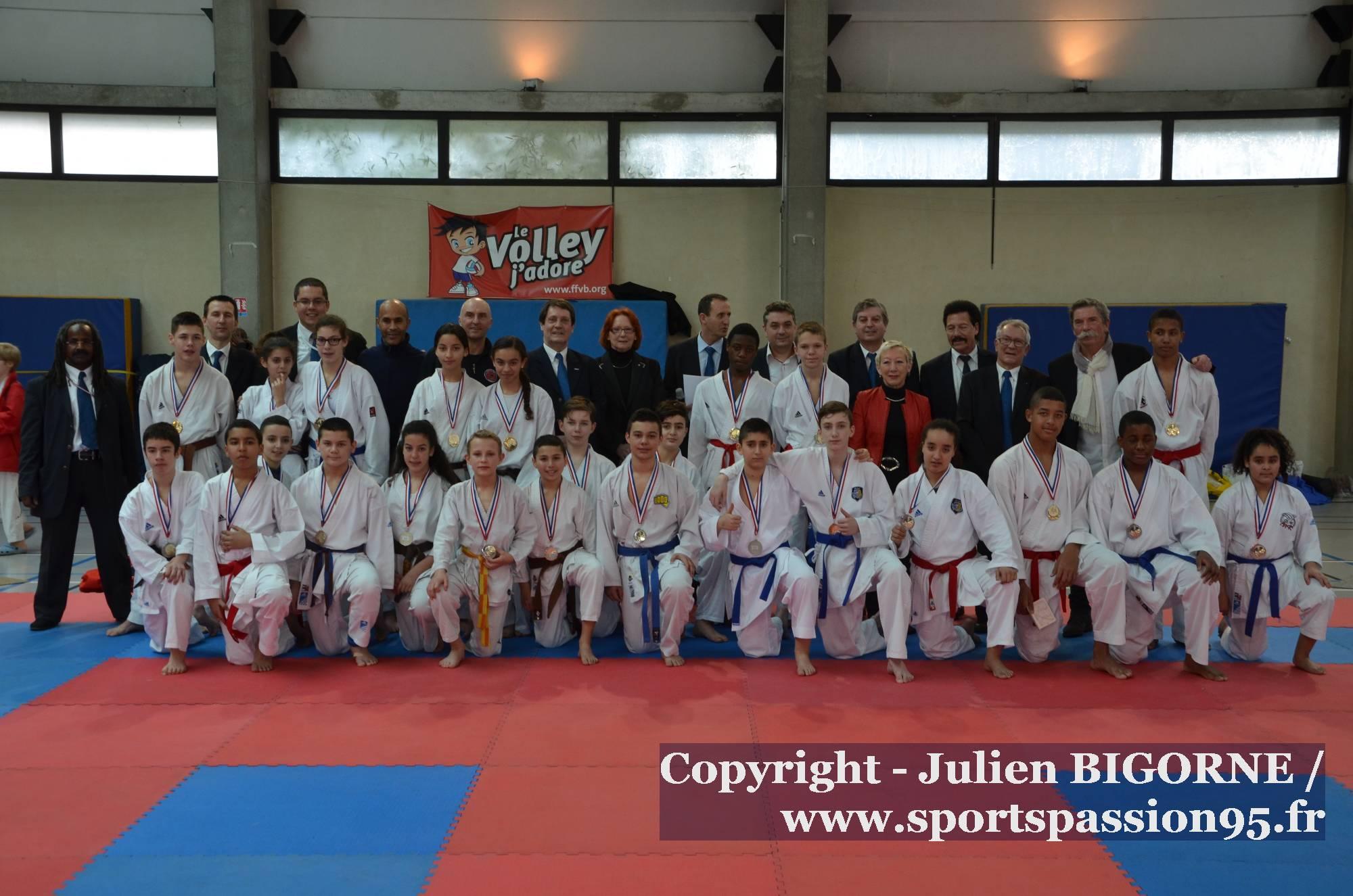 club karate montsoult